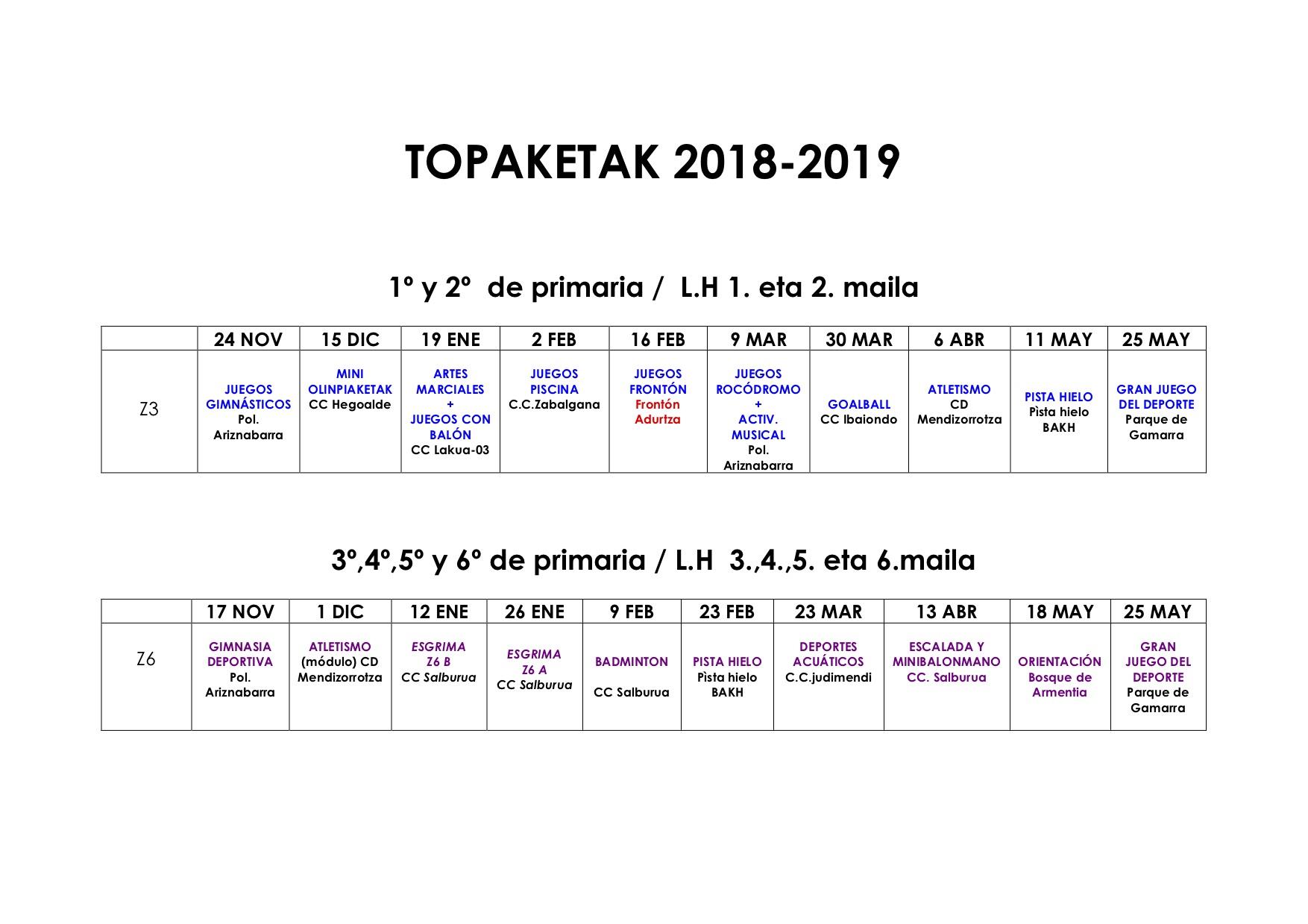 Microsoft Word - egutegia 2018-2019.doc copia